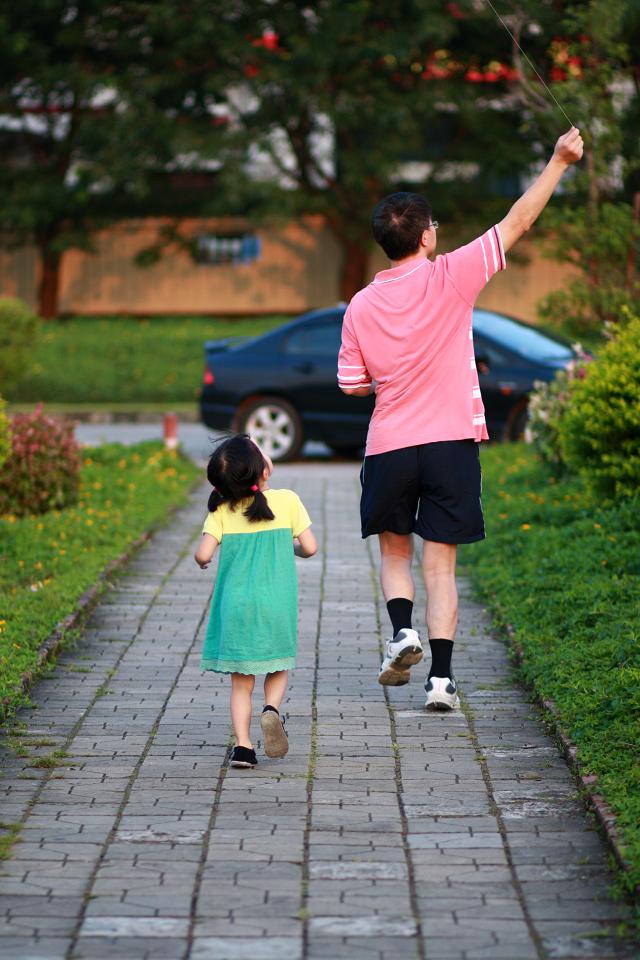 幼儿园亲子作业:我的国庆假期(图文并茂版)
