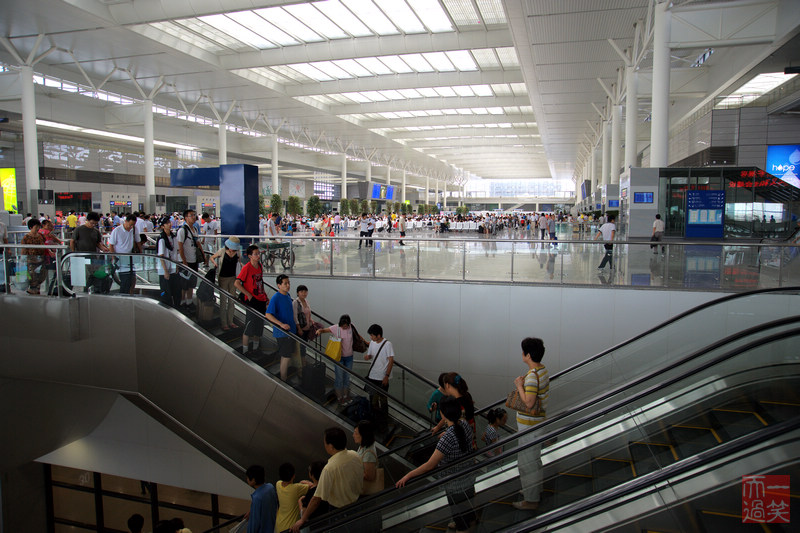 是原来七宝火车站北移到虹桥机场西而行程的枢纽