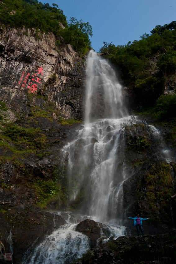 三百山位于江西省安远县东南部边境