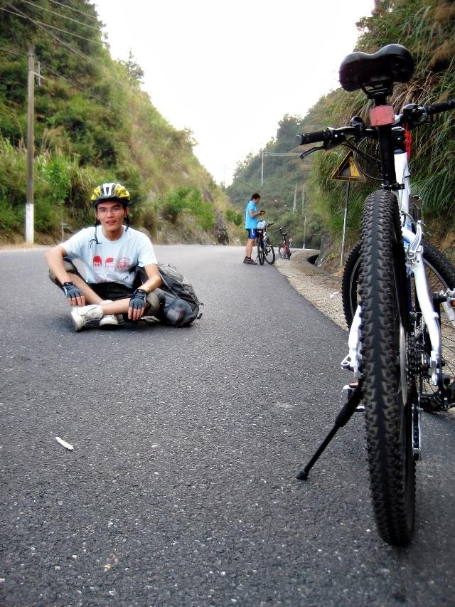 一些千岛湖骑车的照片