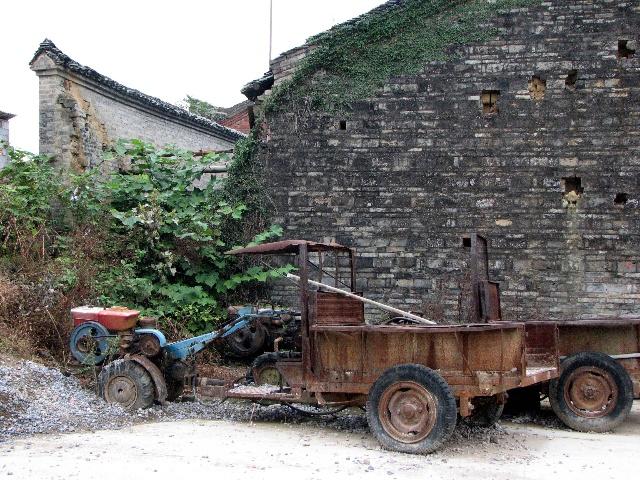 广西桂林汉代古墓结构图片