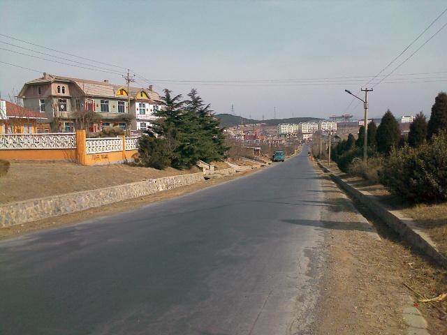 南路二社区风景