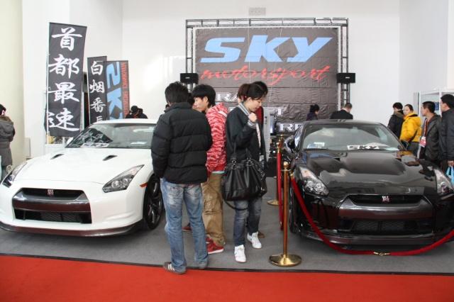 [转]尼桑GTR和其他3辆日本四大国宝级跑车