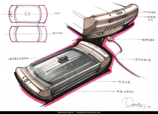 手绘板 工业设计