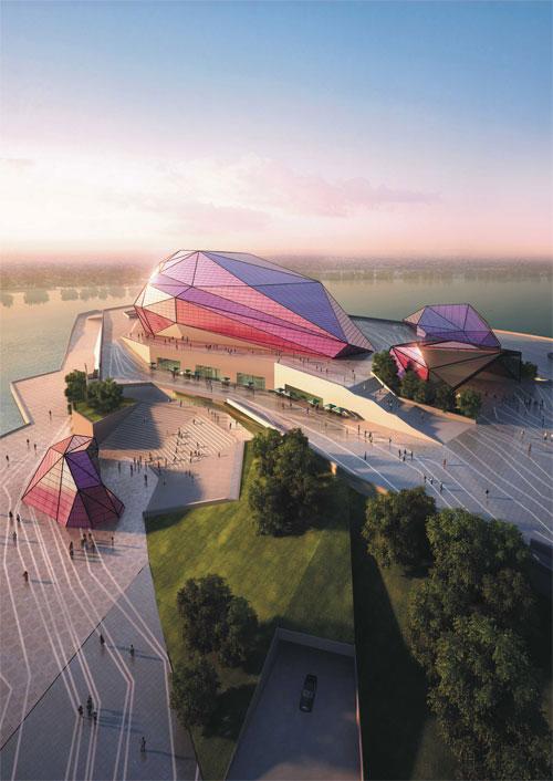 珠海歌剧院项目中标候选建筑设计方案公示