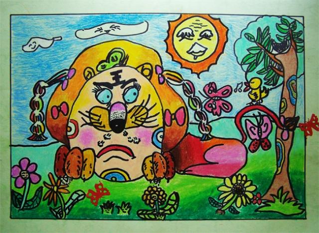 一幅感恩老师的手抄报 画一幅关于感恩手抄报 一幅关于感恩老师的画图片