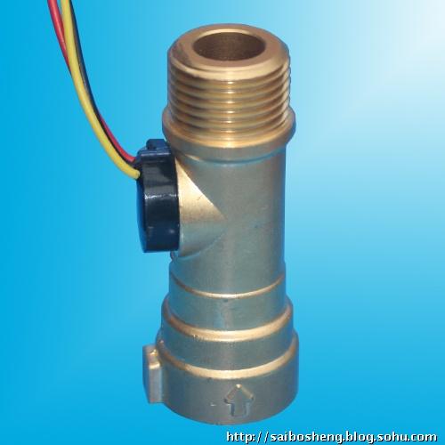 霍尔流量传感器和水流开关(大图)