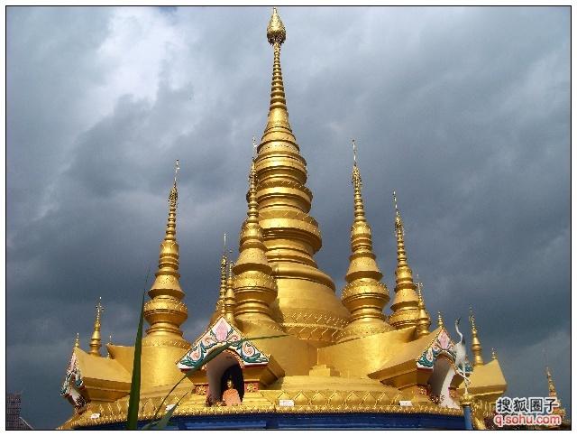 该塔位于云南省普洱市孟连傣族拉祜族瓦族自治县的