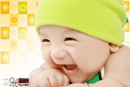 笑脸    看到儿童摄影写真中宝宝的可爱笑脸,你心中的烦恼也应该随着