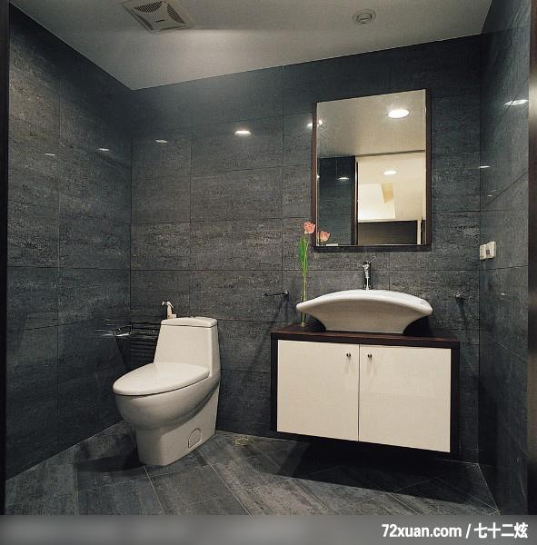 最新卫浴装修设计效果图大全