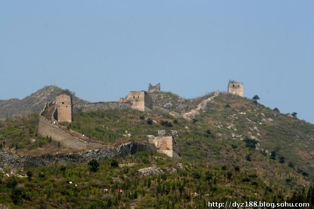 白羊峪旅游区位于河北省迁安市大崔庄镇.