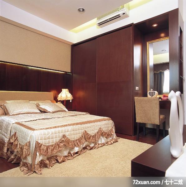 卧室室内装修效果图大全2010