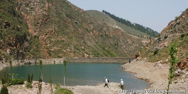 永济五星湖风景