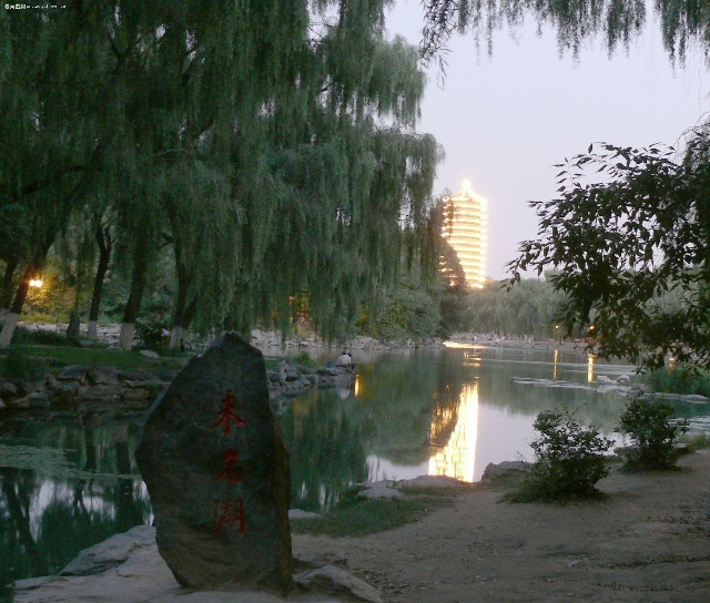 北大校园风景