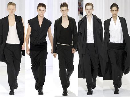 极简主义对服装设计的影响具有革命性的意义.