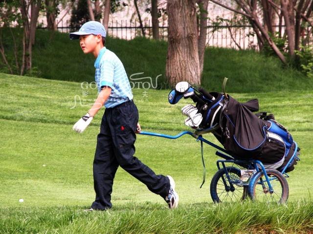 高尔夫基本礼仪 你不可忽视的基本打球常识 高清图片