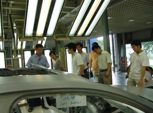 设计理念和整车零部件才是关键------走进一汽大众后