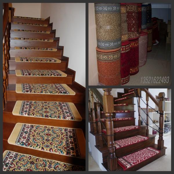 二:钢木楼梯防滑