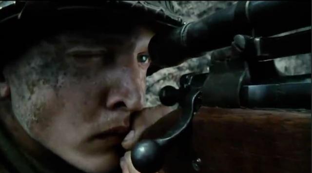狙击手杰克森图片