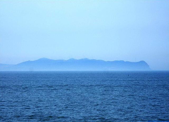 山东长岛摄影图片
