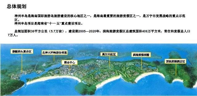 神州半岛总体规划和平面图-神州半岛-搜狐博客
