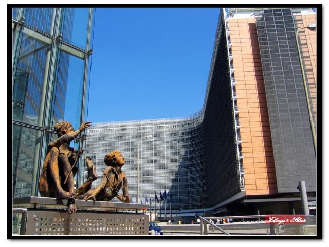 欧盟总部大楼经过10年的努力和10亿欧元的投资改造
