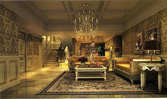 古典欧式风格主要元素