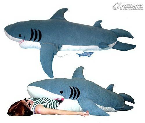 鲨鱼来了!20个有关鲨鱼的创意产品设计