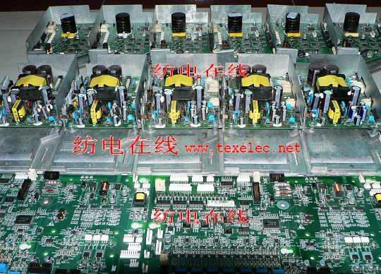 orion电路板的批量维修-纺电在线 自动络筒机电路板
