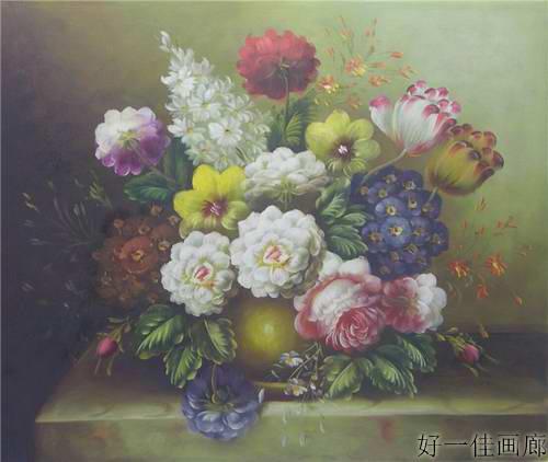 好一佳画廊 手绘 油画 介绍 人物 油画作品欣赏 西高清图片