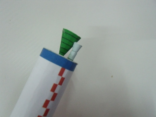 【神舟6号载人航天长征2火箭】作品制作