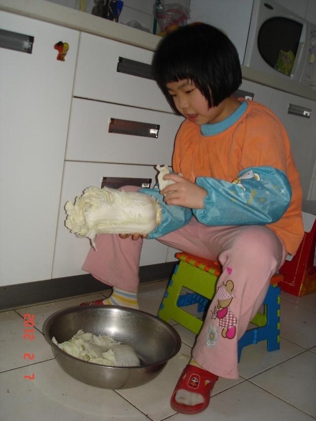 感受劳动----我帮父母做家务活动