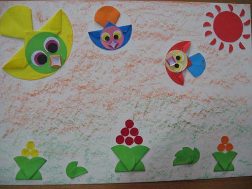 画一幅画上面有圆形,正方形,长方形,五角星,三角形图片