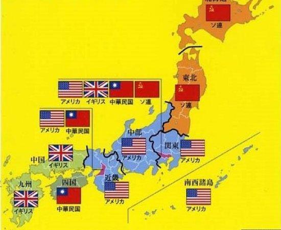 俄千岛群岛地图