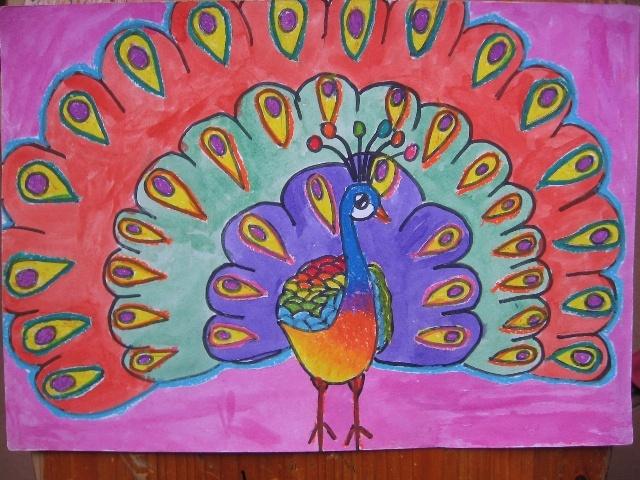 我的学生绘画作品(都是小学生