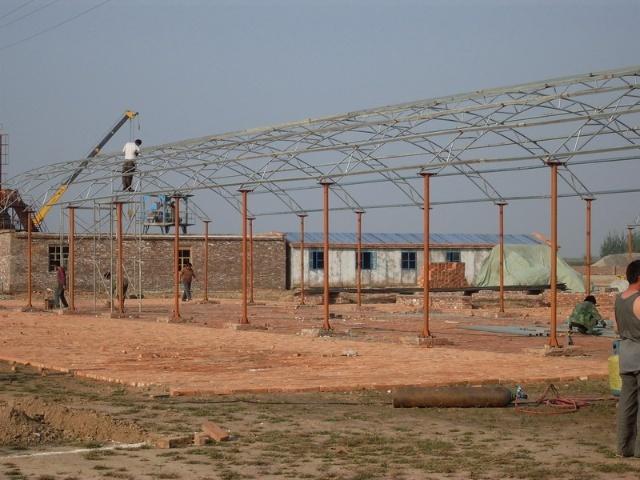轻钢结构厂房-兰州彩钢房活动房的空间-搜狐博客