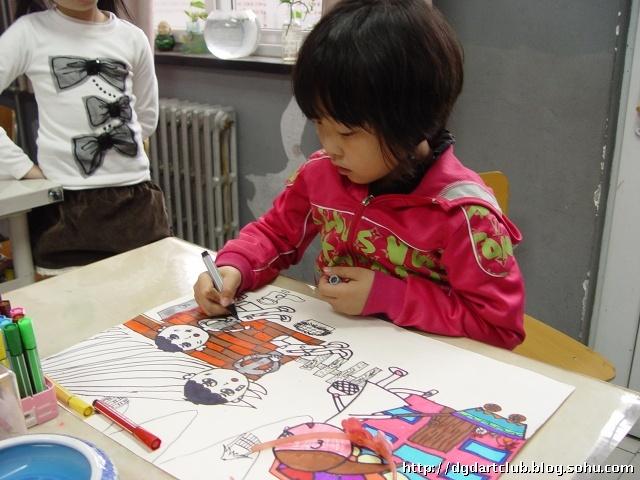 作品   丰台区践行北京精神绘画摄影比赛作品欣赏 2007