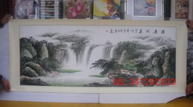 国画书画装裱用浆糊的煮法 水冲法