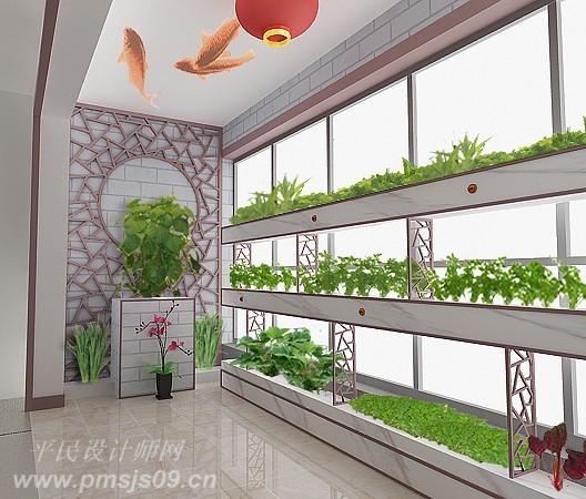 种菜设计效果图_客厅设计效果图_荣誉墙设计效果图_小花园设计效果图图片