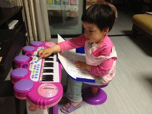 电子琴二重奏